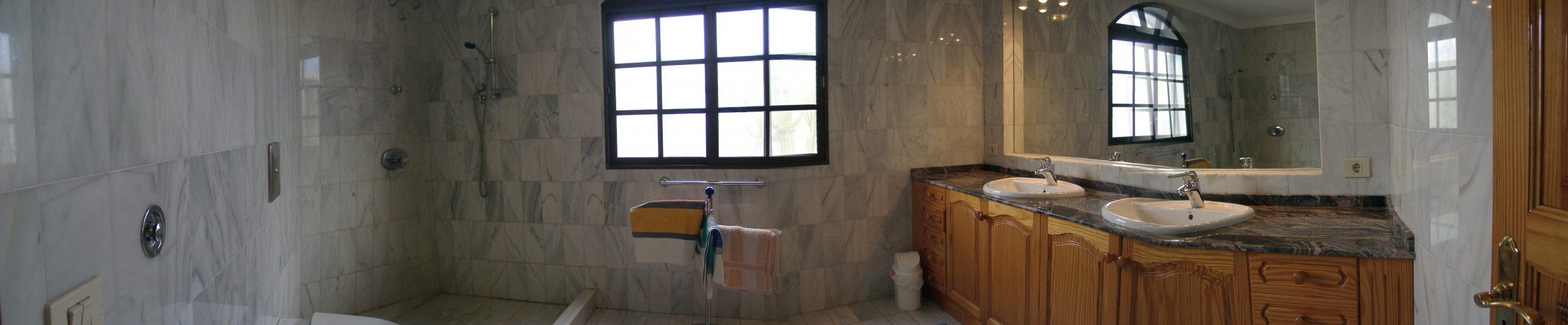 Casa Ronda 1 – Badezimmer im EG