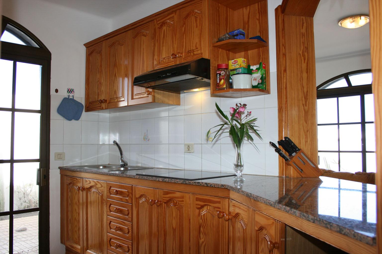 Casa Ronda 1 – Küche