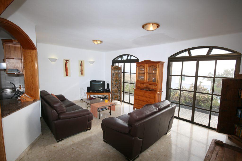 Casa Ronda 1 – Wohnzimmer